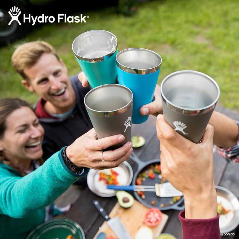 ハイドロフラスク/Hydro Flask 16 oz True Pint タンブラー(473ml)