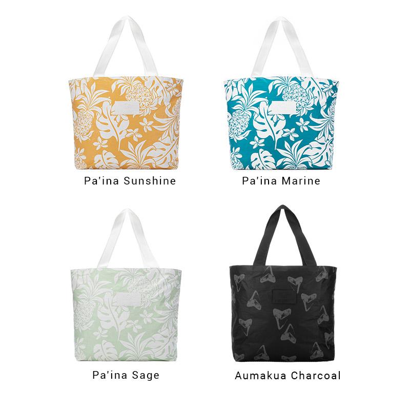 アロハコレクション/Aloha Collection Printed Day Tripper トートバッグ