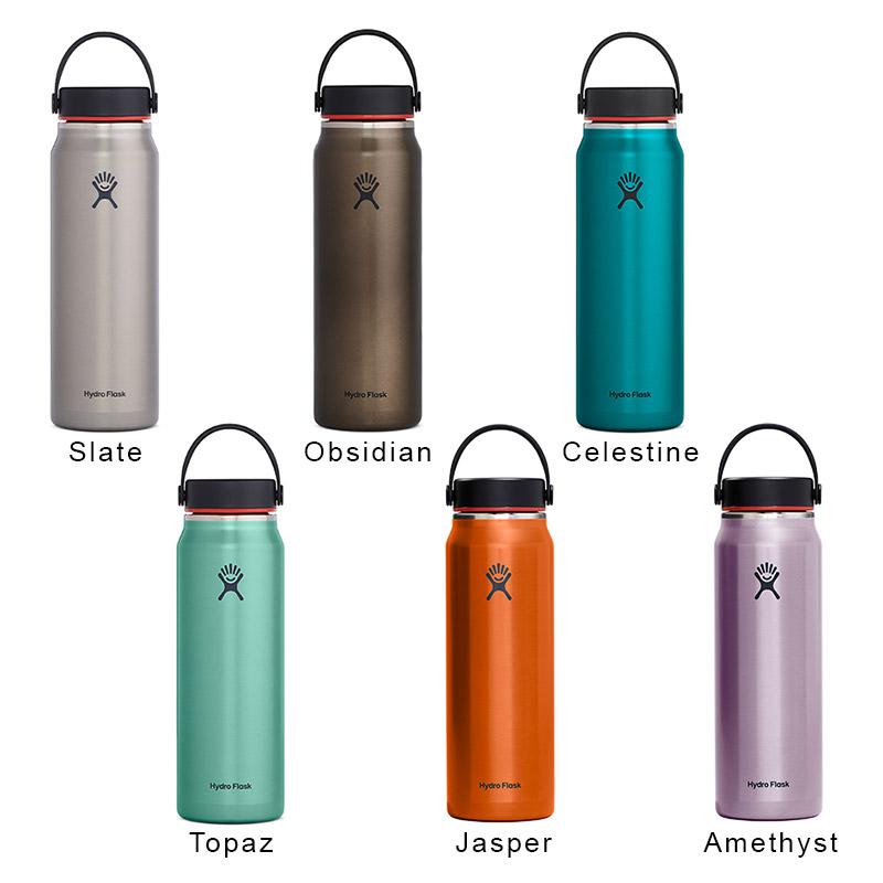 ハイドロフラスク/Hydro Flask TRAIL SERIES 32 oz Lightweight Wide Mouth ステンレスボトル(946ml)