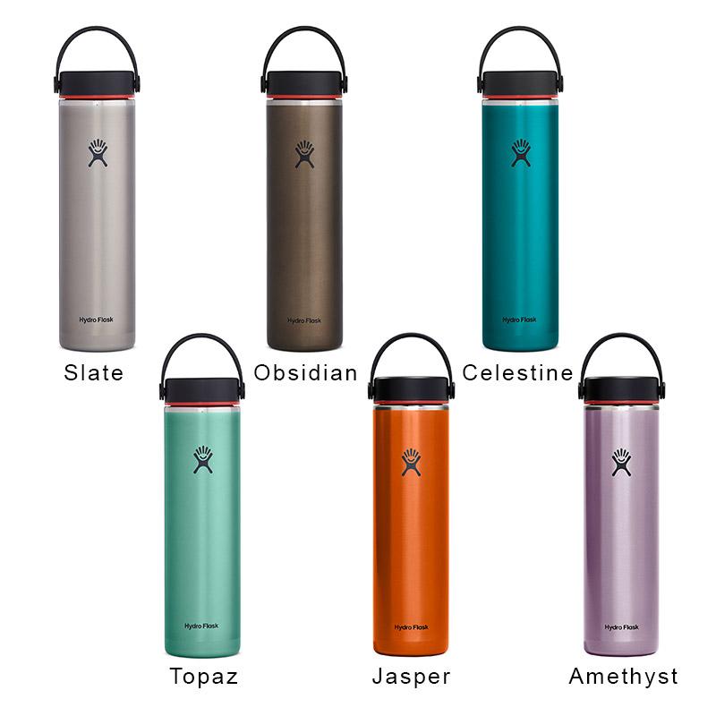 ハイドロフラスク/Hydro Flask TRAIL SERIES 24 oz Lightweight Standard Mouth ステンレスボトル(709ml)