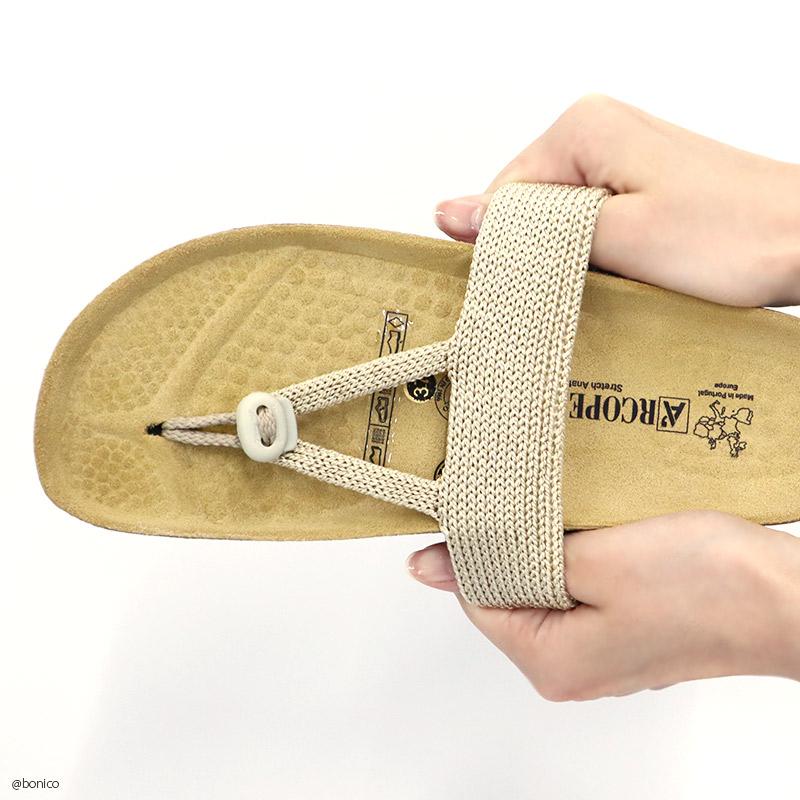 【2020春夏新作】アルコペディコ サルーテライン VEGA(ベガ) コンフォート軽量サンダル