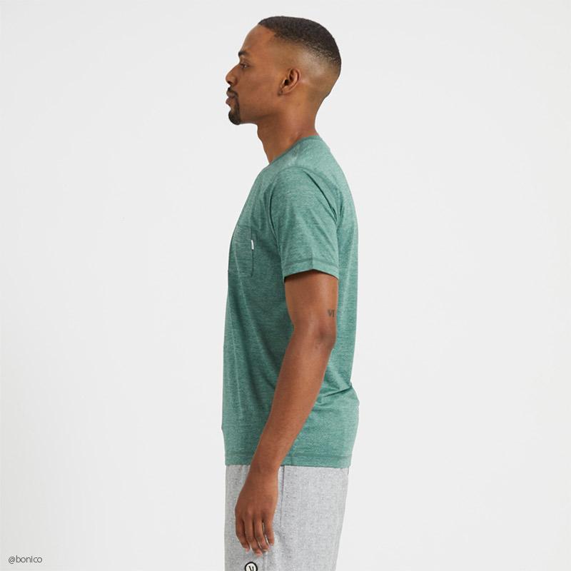 ヴオリ/Vuori TRADEWIND PERFORMANCE TEE メンズTシャツ