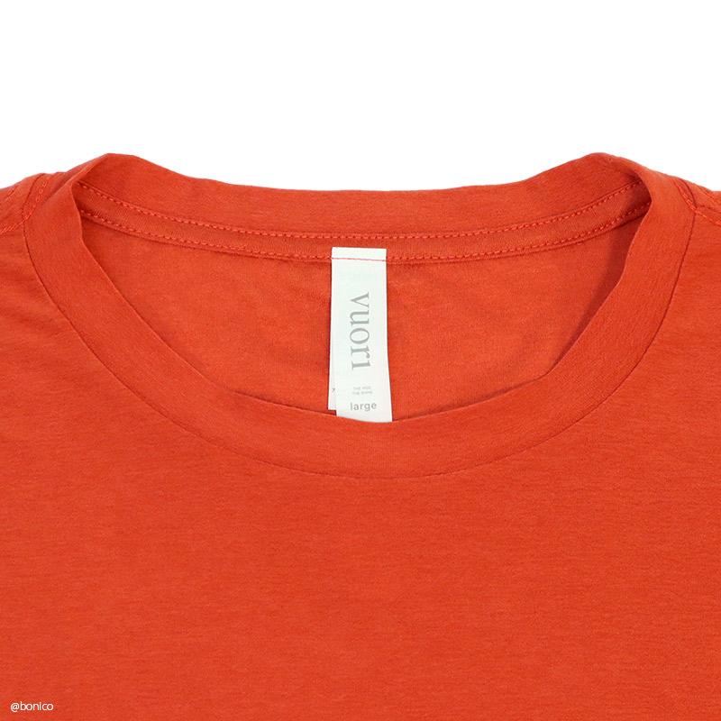 ヴオリ/Vuori STRATO TECH TEE メンズTシャツ