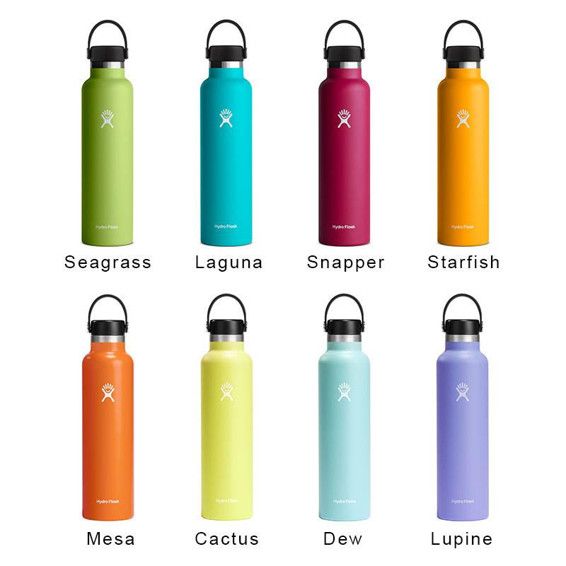 ハイドロフラスク/Hydro Flask 24 oz Standard Mouth ステンレスボトル(709ml)