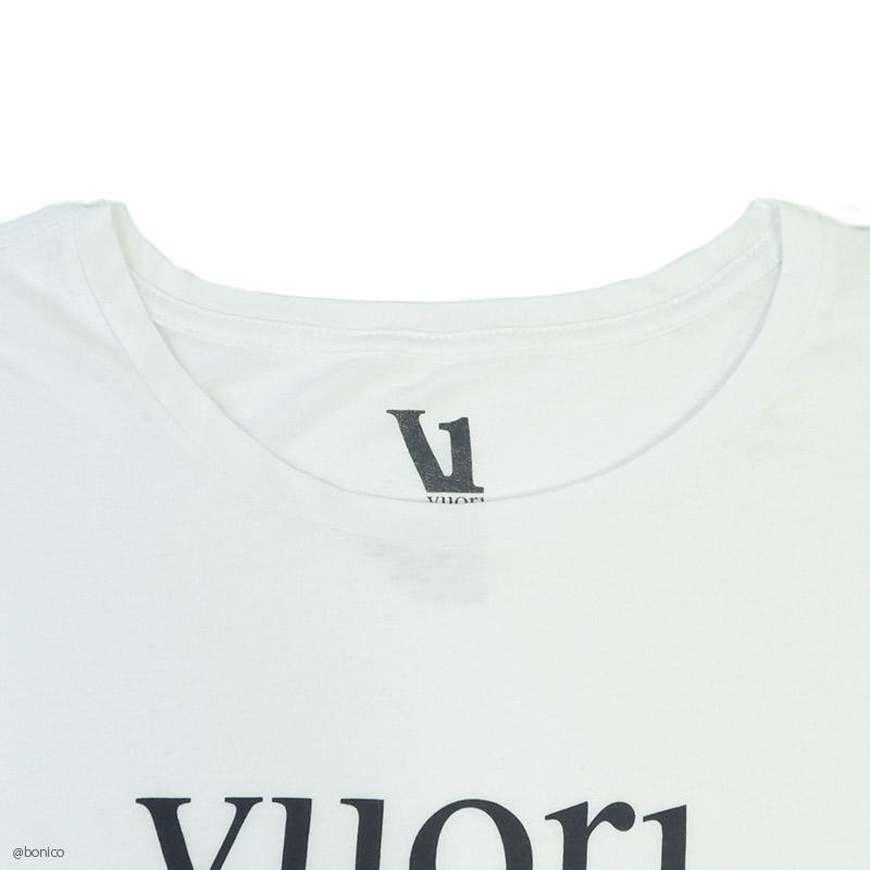 ヴオリ/Vuori WOMAN'S WAVE LOGO TEE レディースTシャツ