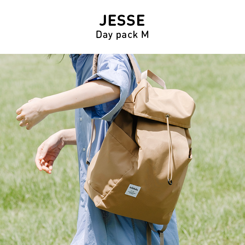 ハロルル/Hellolulu JESSE(ジェシー)デイパックM/バックパック