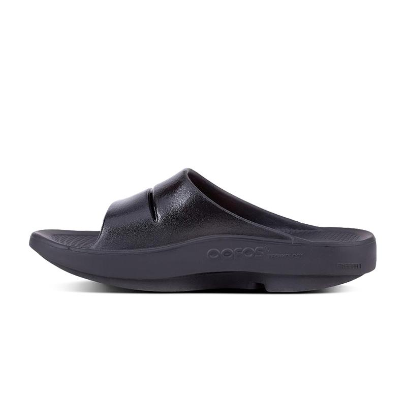 ウーフォス/OOFOS OOahh Luxe(ウーアールクス) リカバリーサンダル