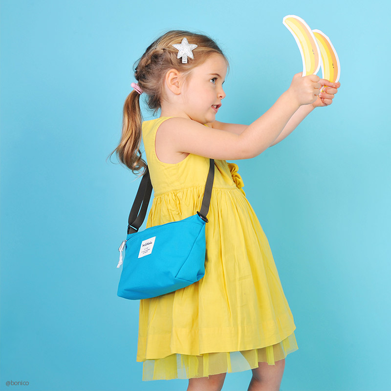 ハロルル/Hellolulu MINI CANA(ミニカナ)コンパクトショルダーバッグ for KIDS