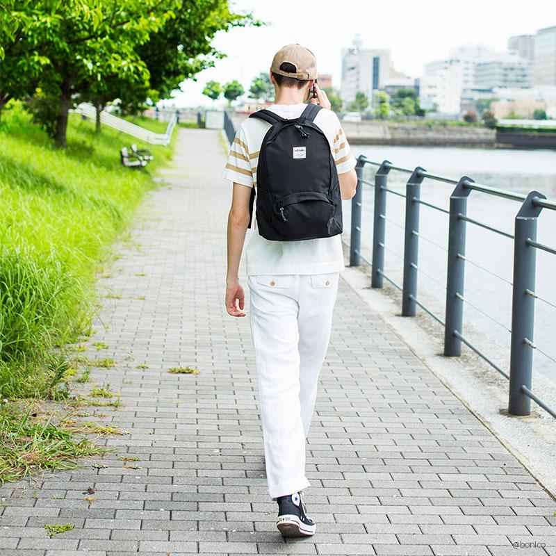 【50%OFF】 ハロルル/Hellolulu DANI(ダニ)キャンパスバックパック【返品・交換不可】