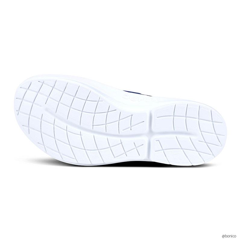 ウーフォス/OOFOS OOMG Fibre Low White Sole(ウーエムジーファイバーロウ) リカバリーシューズ