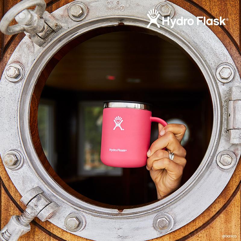 ハイドロフラスク/Hydro Flask 12 oz Coffee Mug ステンレスマグカップ(354ml)