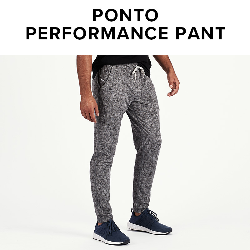 ヴオリ/Vuori PONTO PERFORMANCE PANT メンズパンツ