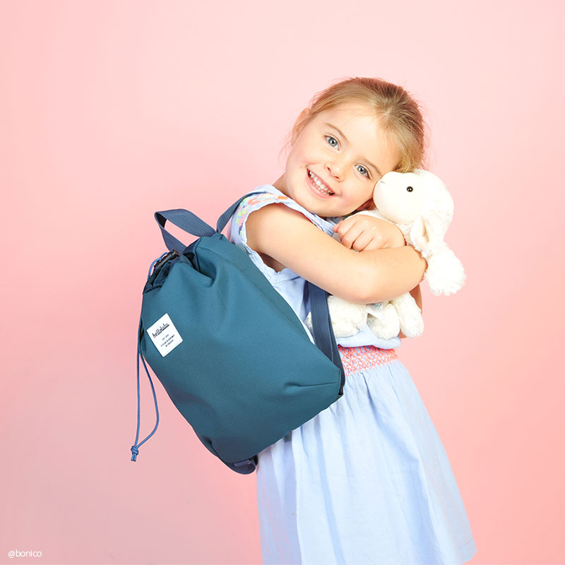 【70%OFF】ハロルル/Hellolulu PIPER(パイパー)シンプルデイパック・リュック for KIDS【返品・交換不可】