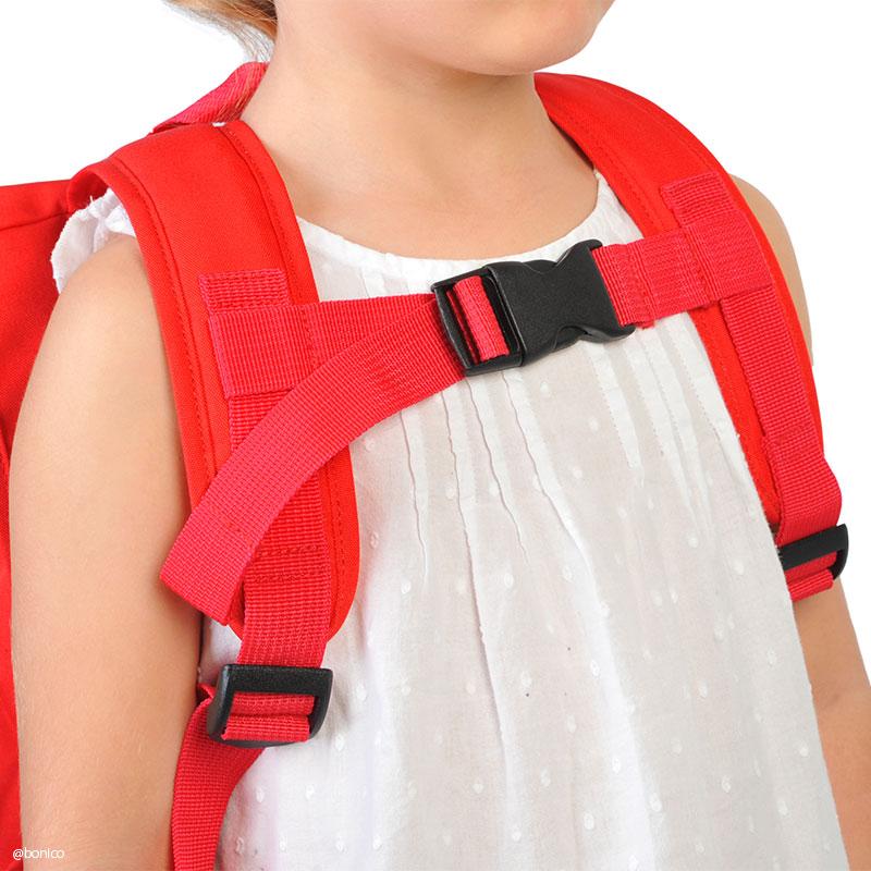 【70%OFF】ハロルル/Hellolulu NILE(ナイル)オールデイバックパック・リュック for KIDS【返品・交換不可】