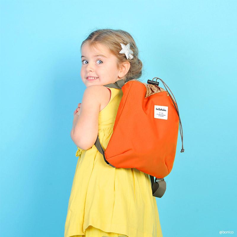 ハロルル/Hellolulu PIPER(パイパー)シンプルデイパック・リュック for KIDS