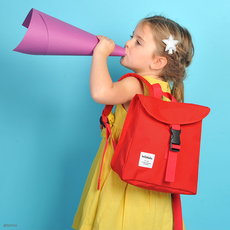 ハロルル/Hellolulu NILE(ナイル)オールデイバックパック・リュック for KIDS