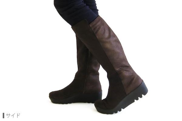【50%OFF】アルコペディコ L'ライン HELENA LONG(ヘレナロング)  コンフォート軽量ブーツ【返品・交換不可】