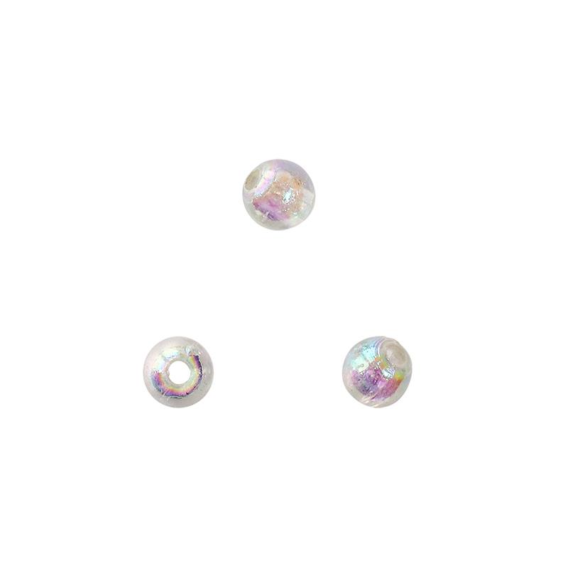 ボンネイル ジェルネイル パーツ アート ビジューネイル 球@Bonnailオーロラ バブルボール 5mm _756019