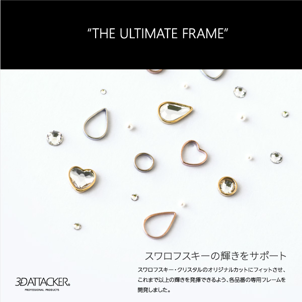 3D ATTACKER THE ULTIMATE FRAME for #2808 6mm_a0504