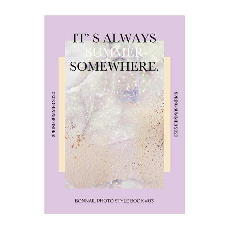 ボンネイル ジェルネイル チップ 撮影 写真 インスタ サロン ディスプレイ@Bonnail Photo Style Book #03 _756282