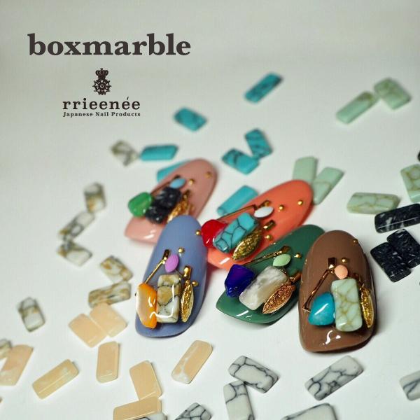 Bonnail×RieNofuji boxmarble _a0435