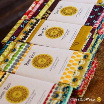 Bee Eco Wrap S/Mサイズ No.2
