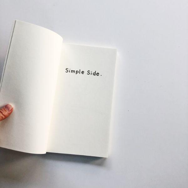 simple side シンプルサイド 日本語版/英語版