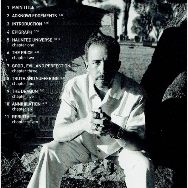 CD Haunted Universe (Audiobook)