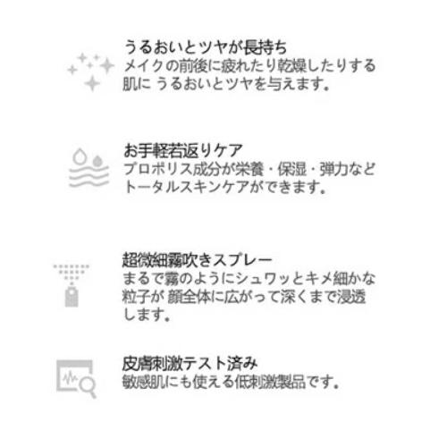 【CNP Laboratory】プロポリス アンプル ミスト/容量100ml×3本セット