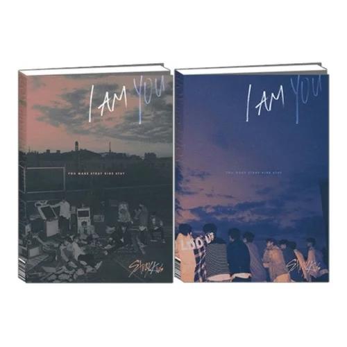 【STRAY KIDS】 I AM YOU ★3rd Mini Album【輸入盤】バージョン・ランダム発送/選択不可