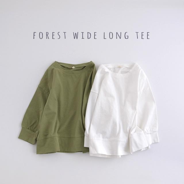 forestワイドロンT