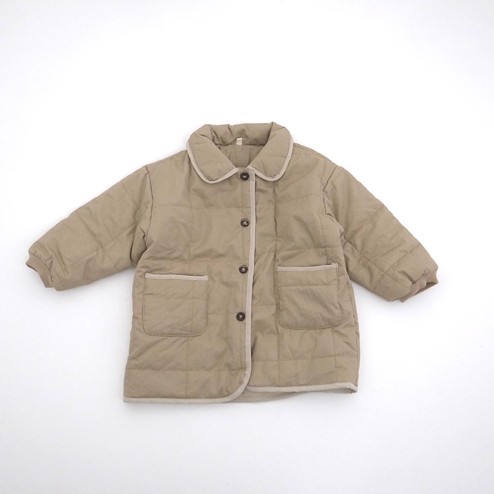 forestキルティングジャケット
