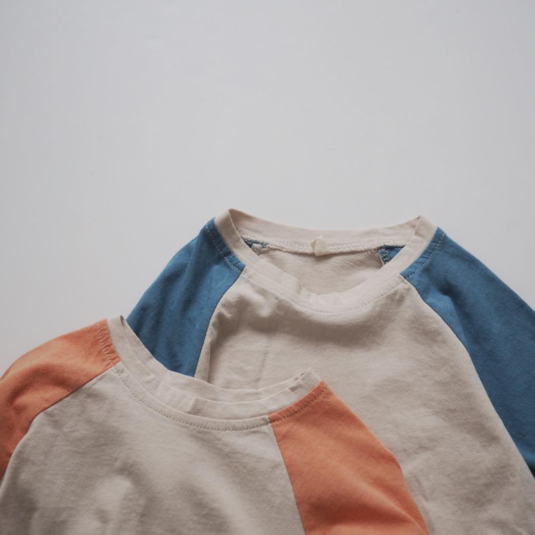 シャーベットラグランTシャツ