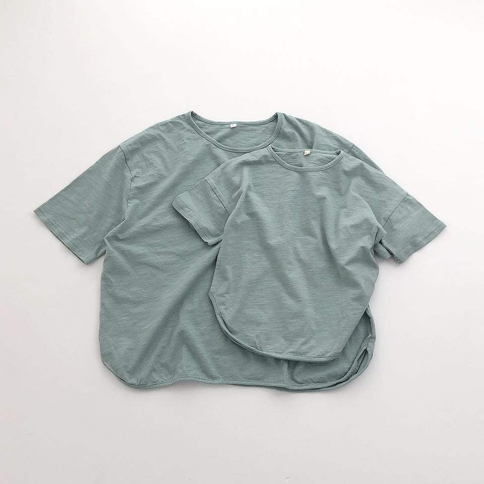 【osoro】オーバーTシャツ #ミント