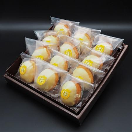 レモンケーキ箱入 6-12個入