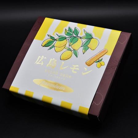 プレミアム広島レモンスティック ミニ 1−5本箱入