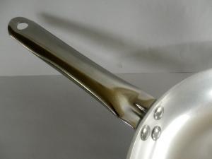 PRO仕様  アルミフライパン 24cm