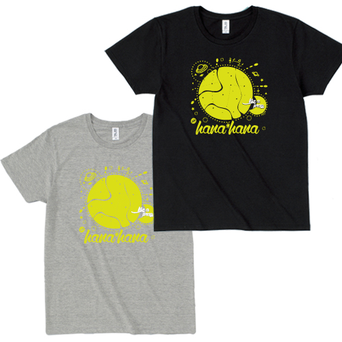 【GOODS】「like a pray Tシャツ」