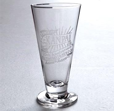 【GOODS】乾杯のうたグラス(化粧箱入)
