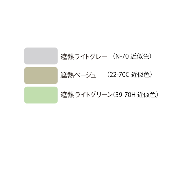 サラセーヌTJフッ素サーモ サラセーヌ AGCポリマー建材 8kg/set フッ素樹脂系 遮熱型 各色