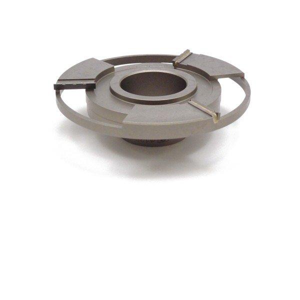 ザグリカッター 刃先径125ミリ 本体のみ タテ型ドレンの設置に最適 ハツリが簡単 アイユ
