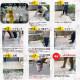 滑り止めスプレー スリップガード すべり止め 床用 クリア色 300ml/缶 3缶/箱 1m2/缶 石材 タイル 塗床 STEPSOLUTION