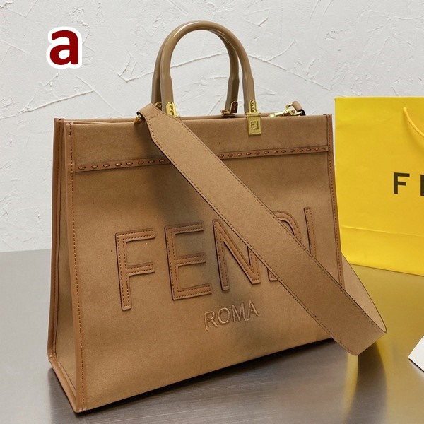FENDIフェンディ 【送料無料】 ロゴトートバッグ   3カラー  サイズ: 35x29  【2021/09/08*165】 商品コード:GEKIYASU  L-005330