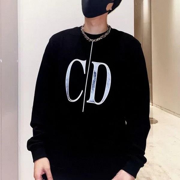 Dior ディオール 【送料無料】 男女兼用 CDトレーナー 2カラー サイズ: XS~L  【掲載日:2021/09/10*140】 商品コード:GEKIYASU  L-005335