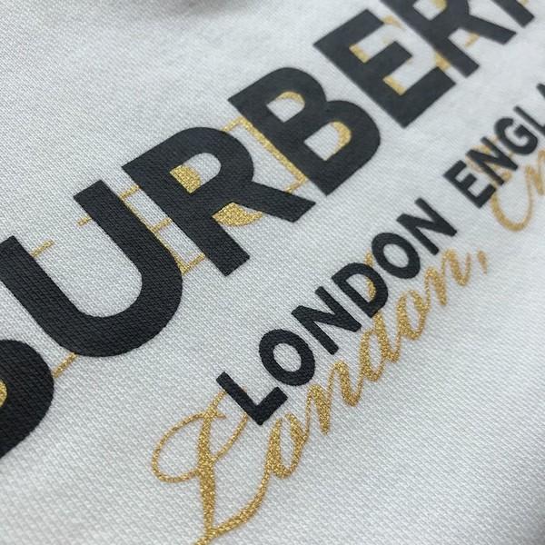 BURBERRYバーバリー【送料無料】 男女兼用 フレンチチェックステッチ トレーナー 2カラー サイズ: M/L/XL  【2020/08/12*105】  商品コード:GEKIYASU L-003074
