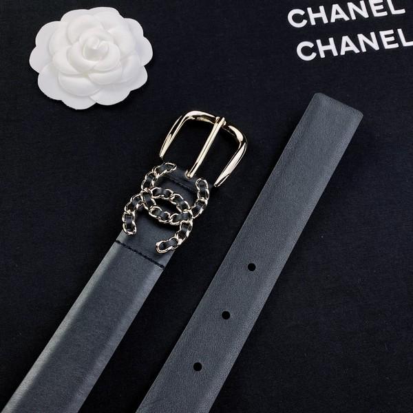 CHANEL シャネル【送料無料】 CC  レディース ベルト   3カラー  3.0幅 サイズ: 65cm~120cm  【2021/03/26*180】 商品コード:GEKIYASU L-004584