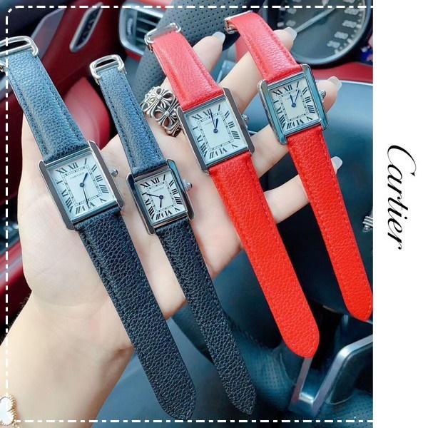 Cartier カルティエ 【送料無料】 タンクソロ腕時計   2カラー  ※サイズ不明 【2020/08/01*120】  商品コード:GEKIYASU L-002981