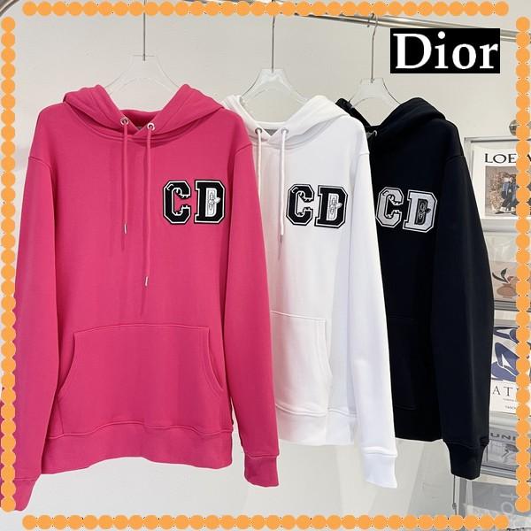 Dior ディオール 【送料無料】 ロゴ  フード付きトレーナー パーカー   3カラー  サイズ: XS~L 【掲載日:2021/09/14*150】 商品コード:GEKIYASU  L-005345