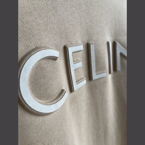 CELINE セリーヌ 【送料無料】 男女兼用 ラウンドネック トレーナー  2カラー サイズ: S~XL  【掲載日:2021/09/14*120】 商品コード:GEKIYASU  L-005347