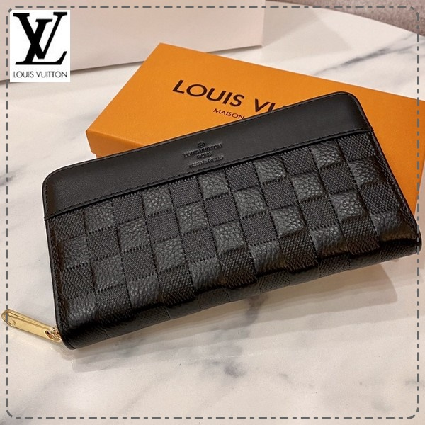 LV ルイヴィトン LOUIS VUITTON 【送料無料】 LV  メンズ  長財布  サイズ:  21x11  【2021/01/22*100】 商品コード:GEKIYASU L-004292